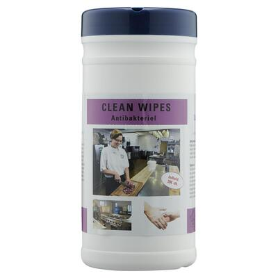 Care Repair Antibakterielle Clean Wipes 200 stk.