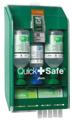 QuickSafe Basic Plum Station